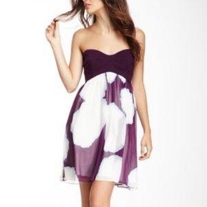 DVF Diane Von Furstenberg Asti Short Mini Dress